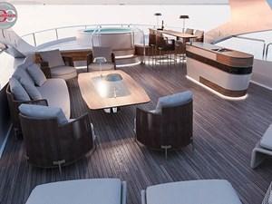 Sky Deck Coffee Table 1
