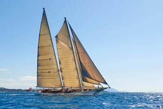 Borkumriff IV 0 Borkumriff IV sailing