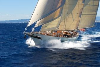 Borkumriff IV 2 Sailing