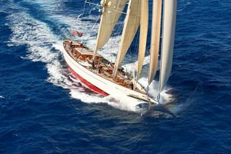 Borkumriff IV 5 Sailing