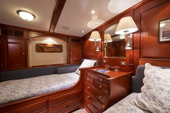 Borkumriff IV 18 Cabin