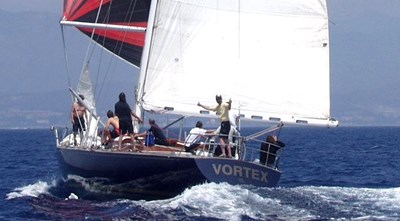 VORTEX 60ft Sailing Performance Sloop 002