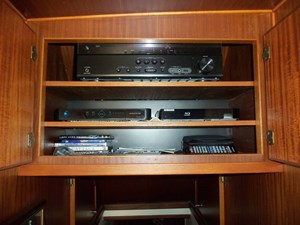 Salon Entertainment Electronics