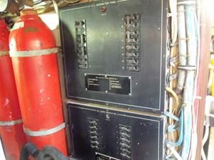Engine Room Electric Panel