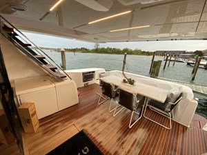 FOREVER YOUNG  16 Aft Deck