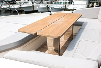 FOREVER YOUNG  12 Forward Deck Seating