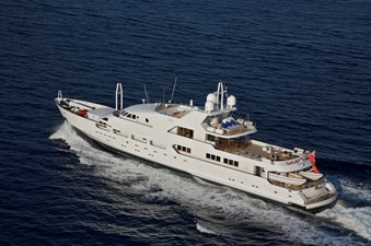 ACHILLES 2 ACHILLES 1984 CRN  Motor Yacht Yacht MLS #263395 2