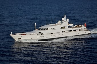 ACHILLES 1 ACHILLES 1984 CRN  Motor Yacht Yacht MLS #263395 1