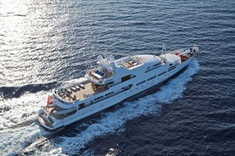 ACHILLES 3 ACHILLES 1984 CRN  Motor Yacht Yacht MLS #263395 3