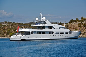ACHILLES 6 ACHILLES 1984 CRN  Motor Yacht Yacht MLS #263395 6