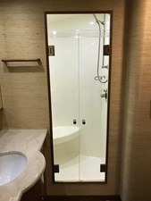 Master Stateroom - Head and Shower