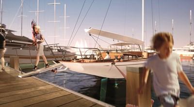 Shipborn-loopplank