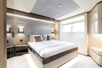 MAJESTY 100 16 Double Guest Stateroom