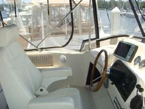 110 Helm & Capt Seat
