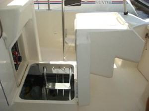 118 Cockpit Mech Space Access