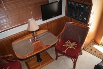 205 Salon Table 1