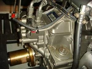 303 Port Gear Case