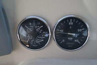 322 Port Engine Gages