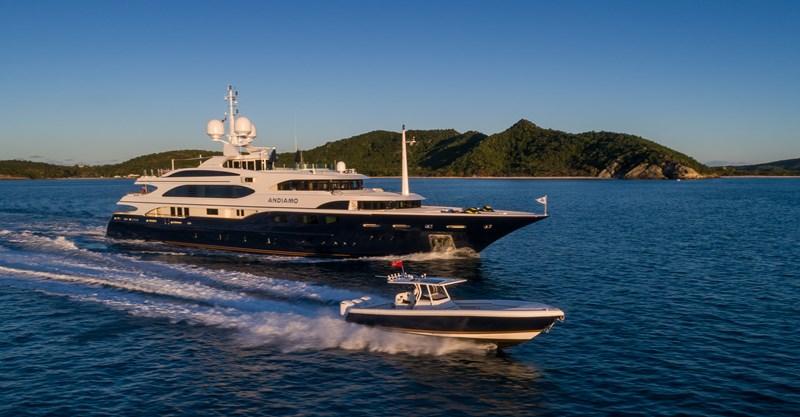 ANDIAMO yacht for sale