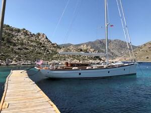 Nerida docked