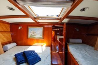 Weatherly Master cabin
