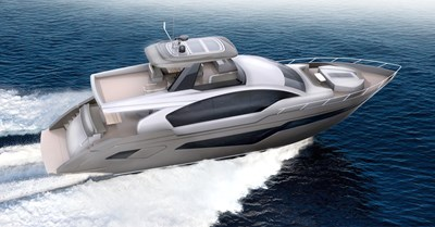 PUCCINI 78 1 At speed stern