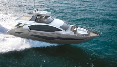 PUCCINI 78 2 At speed bow