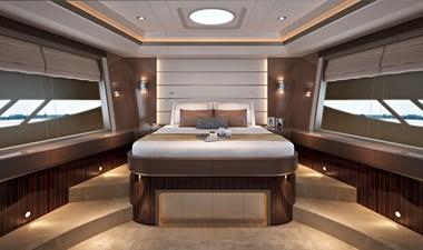 PUCCINI 78 8 Master cabin