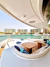 MAJESTY 120-3 26 Fore Deck - Seating Area