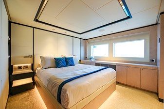 MAJESTY 120-3 19 Double Guest Stateroom
