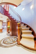 MY SEANNA 186 Delta Marine Custom - 17 Main Deck Staircase