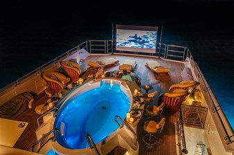 MY SEANNA 22 MY SEANNA 186 Delta Marine Custom - 22 Sun Deck Movie Night