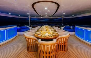 MY SEANNA 29 MY SEANNA 186 Delta Marine Custom - 29 2 Deck Outside Dining