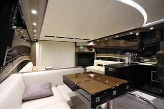 15 Main salon galley-Marquis 630