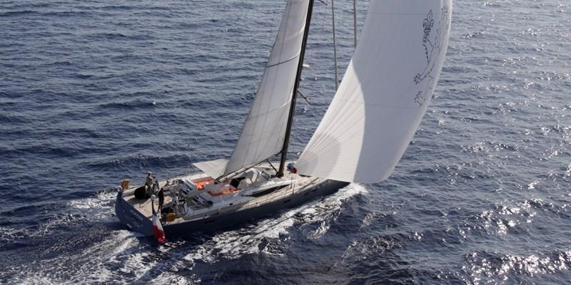 Futuna 70 for sale ICHTUS sailing yacht