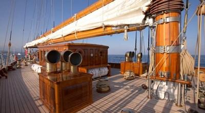 GERMANIA NOVA Classic Schooner Replica