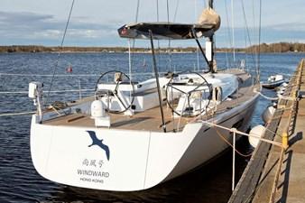 SWAN 60 Windward 7