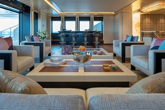 22, Upperdeck aft interior lounge 1