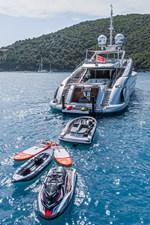 Silver Wind 6 Silver Wind 2014 ISA YACHTS  Motor Yacht Yacht MLS #263846 6