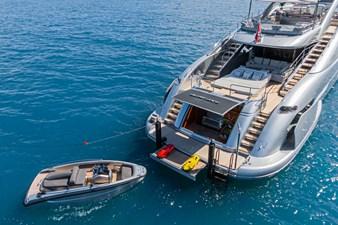 Silver Wind 7 Silver Wind 2014 ISA YACHTS  Motor Yacht Yacht MLS #263846 7