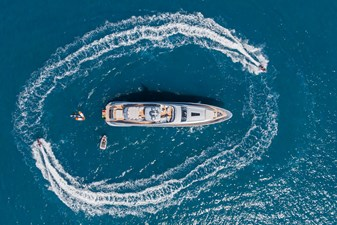 Silver Wind 3 Silver Wind 2014 ISA YACHTS  Motor Yacht Yacht MLS #263846 3