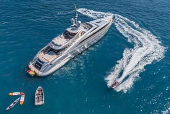Silver Wind 4 Silver Wind 2014 ISA YACHTS  Motor Yacht Yacht MLS #263846 4