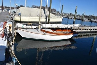 21 2008 Classic Boat Shop Pisces Daysailer 263894