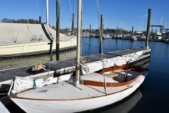 21 2008 Classic Boat Shop Pisces Daysailer 3 4