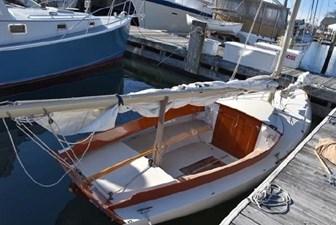 21 2008 Classic Boat Shop Pisces Daysailer 7 8