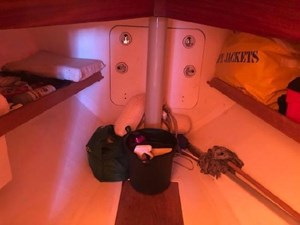 21 2008 Classic Boat Shop Pisces Daysailer 18 19