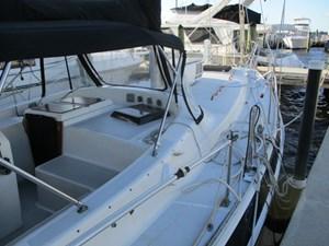 5. 41' Morgan Starboard View Forward