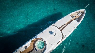 TURQUOISE YACHT