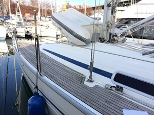 Northern Breeze 3 Foredeck