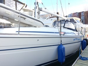 Northern Breeze 4 Port side view